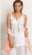 Elisa Cavaletti Top weißes T- Shirt ELP209041511 Sommer 2020