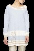 Elisa Cavaletti langer Oversized Feinstrick Pullover Pulli EJW202033401 Herbst Winter 2020 2021